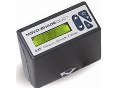 Novo-Shade Duo dual function reflectometer