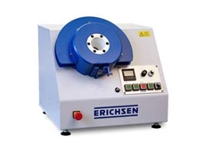 Erichsen Model 202 EM lacquer and paint testing machine