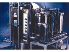 UV-60 self-contained transportable drinking water system