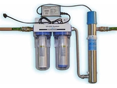Wyckomar SYS250 water treatment system
