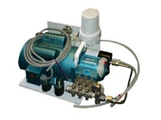 Wyckomar seawater RO system