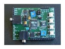 A 3.3 volt, 2-chip solution.