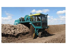 Self Propelled Compost Turners