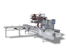 Bosch flow wrapping machines from Nupac Industries