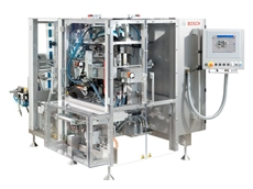 Nupac Industries Provide Vertical Form, Fill and Seal Machines from Bosch Packaging Technology