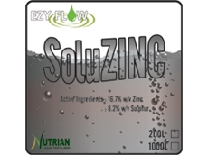 SoluZINC Fertiliser with Sulphur Blend from Nutrian Liquid