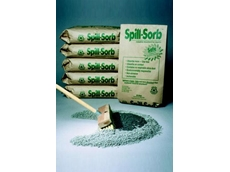 Liquids are locked into the cellulose fibres of Spill-Sorb organic particulate, eliminating leaching and handling problems