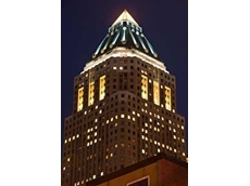 Traxon's LED lighting at Worldwide Plaza in New York