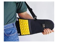 Accupressure back support belts available from OTB Products