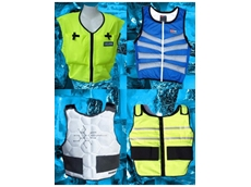 These cooling vests help to prevent heat stress and increase the productivity of workers