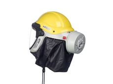 PF33ESM Pureflo ESM Powered Air Purifying Respirator Helmet