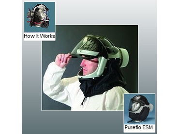 Pureflo ESM Air Purifying Respirators