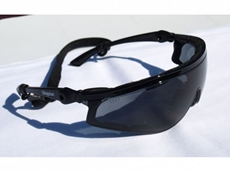 Slingshot Positive seal safety glasses