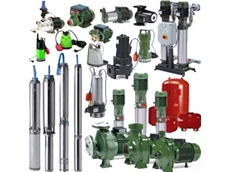 Quality water pumps from Ocean and Skylink