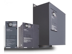 FR-A 700 drive inverters are ideal for