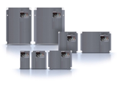 FR-E 700 inverters have simple operability