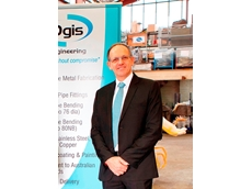Kevin Adler, managing director of Ogis Engineering.