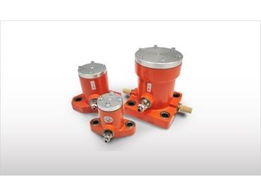 Continuous Impact Vibrators P-series