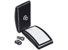 Durable Polymer Fluidization pads from Oli Vibrators