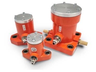 P Linear Pneumatic Vibrators