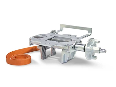 clamp-clsf fastening systems for external vibrators
