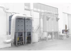 WAM's TECU filters and RECOFIL dust recovery system successfully fight against air pollution in Modena factory