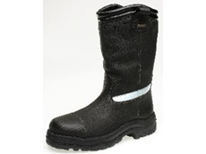 Oliver Footwear's Style No 25-396 is a 250mm high, pull on turnout Type 2 Structural Firefighter Boot.