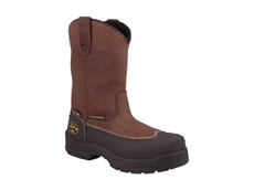 Oliver Footwear's new 10-inch Pull On Riggers Boot (Oliver Style No. 65-393) combines durability, comfort and safety protection demanded on tough job sites