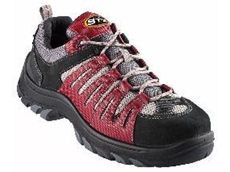 ST's 44 lightweight shoes with non-metallic safety toe cap protection