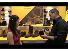 Oliver Footwear @ Safety in Action 2013