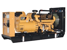 C18 635 kVA Caterpillar generator set