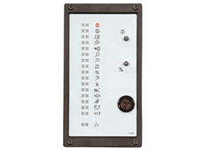 remote annunciators can be located as far as 240 metres away from the generating set