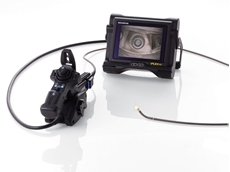 Olympus' latest industrial videoscope: the iPlex RX