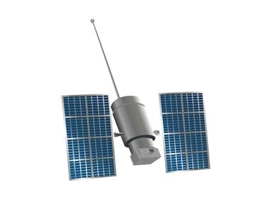 Russian GLONASS Satellite
