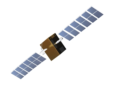 American GPS Satellite