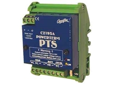 Powerterm PTS combined solar regulators and power supply systems
