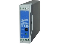 Omniterm DIN rail mount signal conditioners