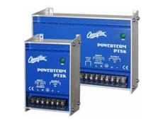 PTK series DIN rail power supplies