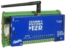 Teleterm M2 series radio and serial modbus RTUs