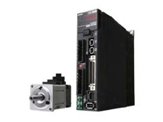 AC Servo Motors and Servo Drives for automation and motion control applications