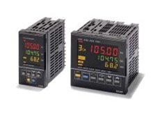 Omron E5_R series controllers.