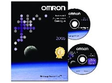 Omron's latest Industrial Automation Product catalogue for 2005.