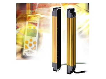 Industrial Safety Equipment such as Safety Light Curtains and Safety Sensors