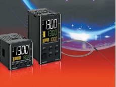 Omron's new E5CD/E5ED digital temperature controllers