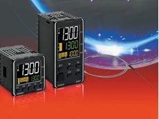 Omron's new E5CD/E5ED digital temperature controllers