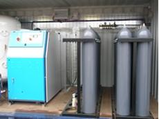 Cylinder filling stations