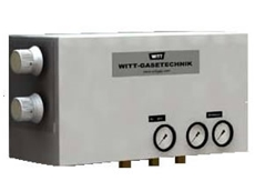 WittGas brand gas mixers