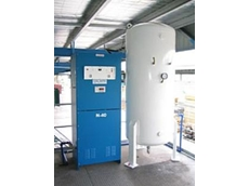 Nitrogen Gas Generator for Samos Polymers