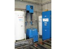 Nitrogen Generator at ETSS