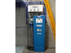 Nitrogen Generator at La Naval Services